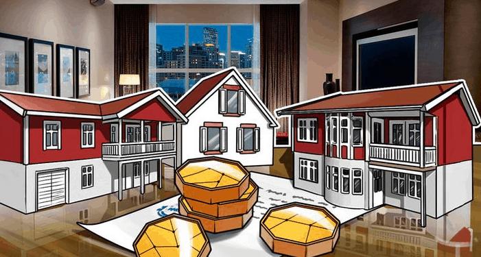 Tokenización de activos inmobiliarios
