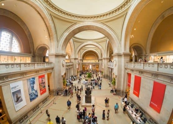 El Museo Metropolitano de Arte de Nueva York