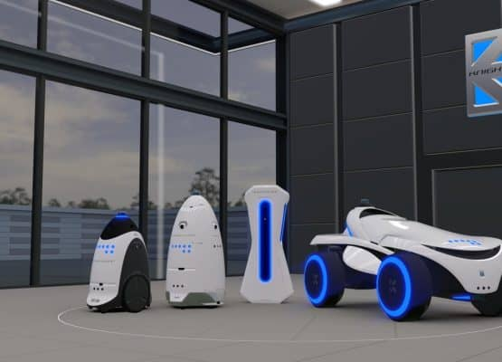 ¿Será Knightscope el especialista en robótica el próximo Palantir?