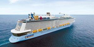 Royal Caribbean es una línea de cruceros más invertible