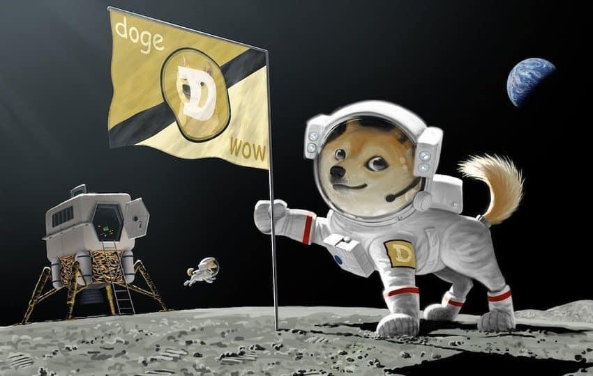 La broma terminó ya que Dogecoin es una de las top 10 de criptomonedas